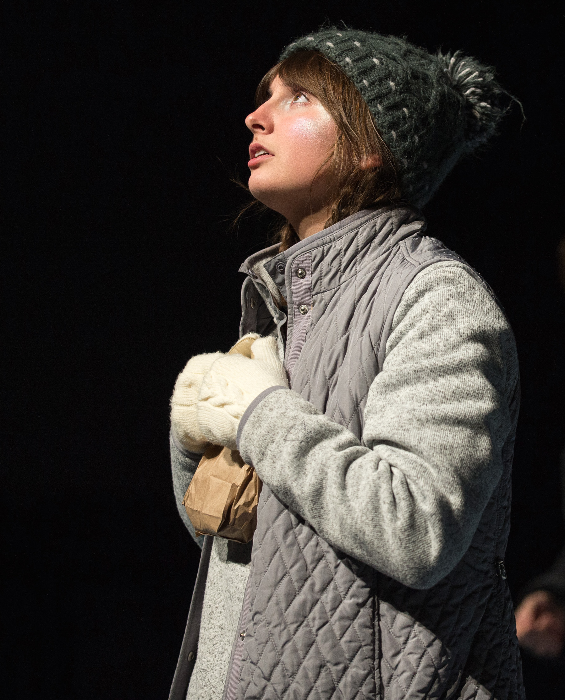 Hannah Sauer in Almost, Maine