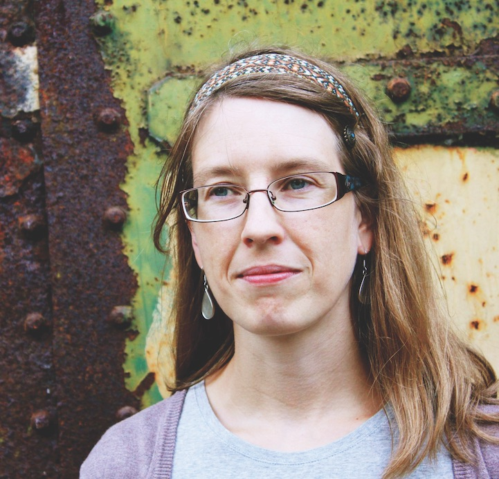 Writers as Editors Series Presents Creative Nonfiction Writer Kathryn Nuernberger, 2021 Mary Wood Fellow