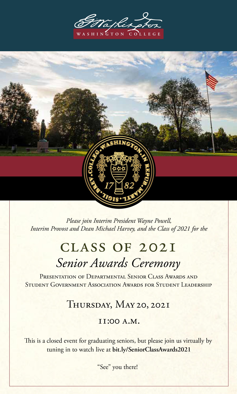 Senior Award Ceremony