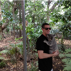 Chemistry major Michael Giroux, '14 studying abroad in Australia at Bond University (Spring 2012).