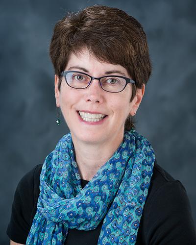 Headshot of Judy Ridner